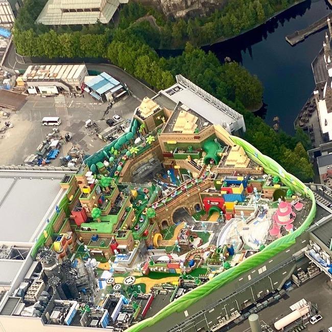 任天堂ワールド 空撮 リークに関連した画像-02