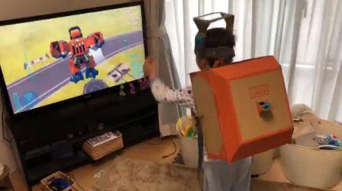 ニンテンドーラボ ニンテンドースイッチ ロボット 任天堂に関連した画像-04