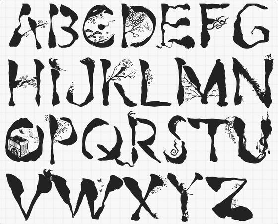 東方 東方Project フォントに関連した画像-10