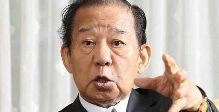 二階幹事長 東京五輪 ボランティア 瞬間的 女性蔑視に関連した画像-01
