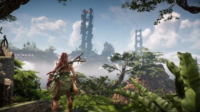 ホライゾン PS5 PS4に関連した画像-01