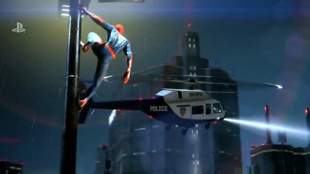 スパイダーマンゲームプレイに関連した画像-02