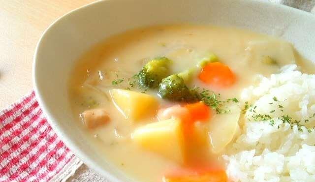 シチュー ご飯に関連した画像-01