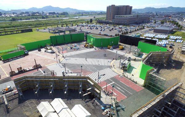 栃木県 足利市 渋谷 スクランブル交差点 撮影セットに関連した画像-04