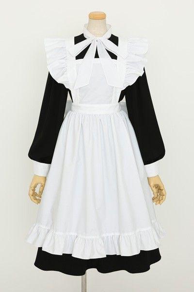 シャーロー 森薫 メイド服に関連した画像-06