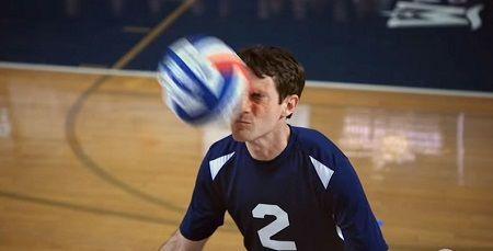 バレーボール 顔面レシーブ スコット・スターリンに関連した画像-01