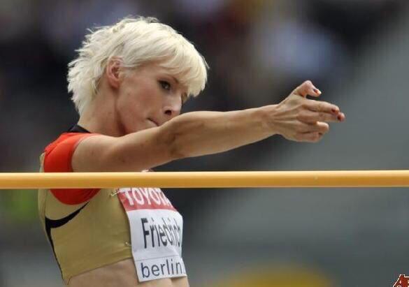 ドイツ 高飛び 女子 フリードリヒ アリアネ・フリードリヒ イケメン 警察官 モデル セーラームーン セーラーウラヌス リオ五輪に関連した画像-01