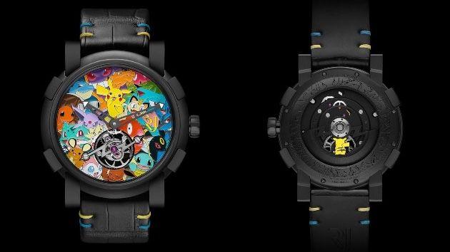腕時計 ロマン・ジェローム ポケモンに関連した画像-03