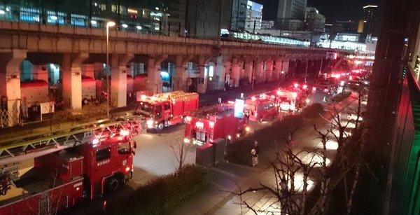 秋葉原 UDX 火災に関連した画像-01