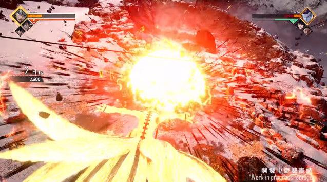 ジャンプフォース プレイ動画 ワンピース ナルト ドラゴンボールに関連した画像-09