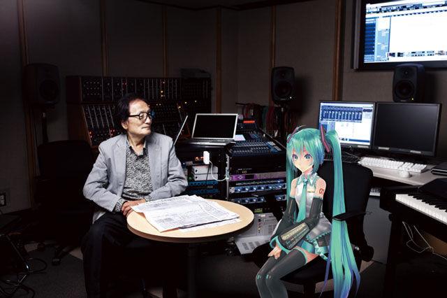 作曲家 編曲家 冨田勲 訃報 初音ミクに関連した画像-01