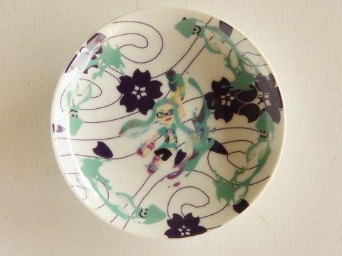 スプラトゥーン 有田焼 唐津焼 皿 小皿 豆皿 コラボ 佐賀県 伝統工芸品 イカに関連した画像-01