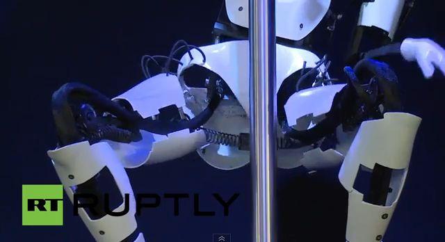 ポールダンスロボットに関連した画像-06