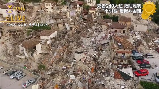 イタリア 地震 風刺画に関連した画像-01