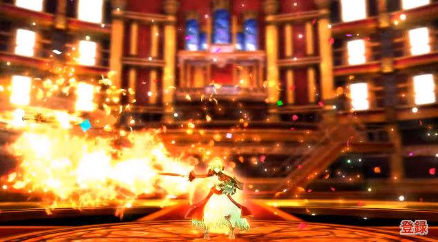 フェイト/エクステラ Fate無双 Fate フェイト プレイ動画に関連した画像-25