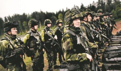 スウェーデン 戦争 備えに関連した画像-01