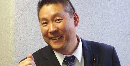 立花孝志 NHKから自国民を守る党 自民党 ゴルフ党 総務省に関連した画像-01