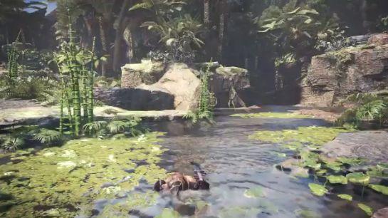モンスターハンター ワールド モンハン 水中 ジェスチャー BGM 効果音に関連した画像-04