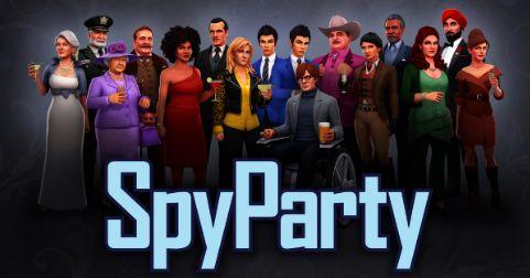 SpyParty スパイパーティに関連した画像-01
