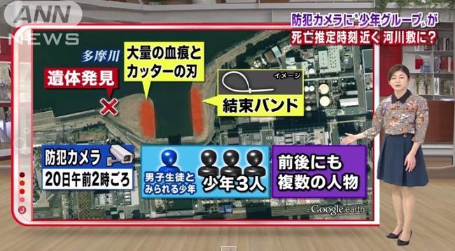 川崎 殺害 リンチ 事情聴取に関連した画像-01