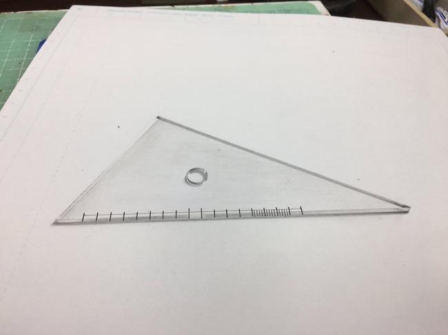 絵 三角定規 手書きに関連した画像-05