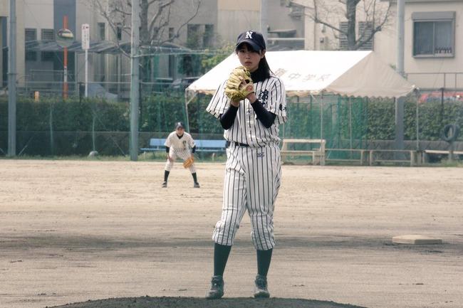 野球 少女 表参道 モデルに関連した画像-02