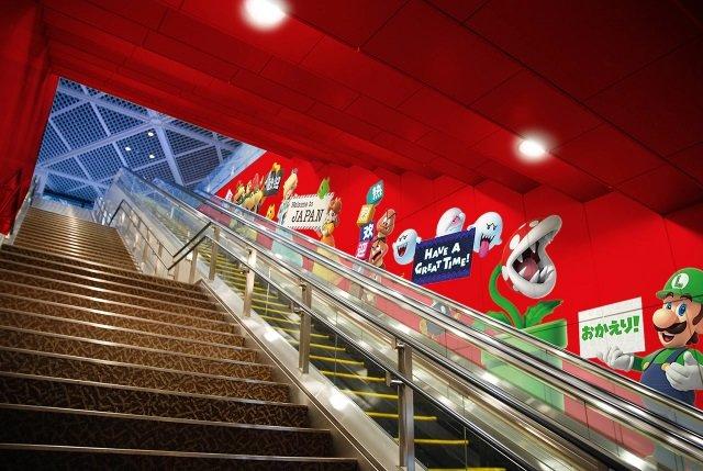 成田空港任天堂デザイン体験スペースに関連した画像-05