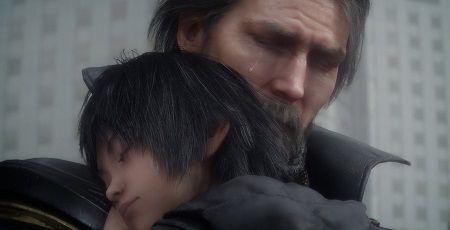 FF15 ファイナルファンタジー15 ストーリー 泣ける 感動 FF7に関連した画像-01