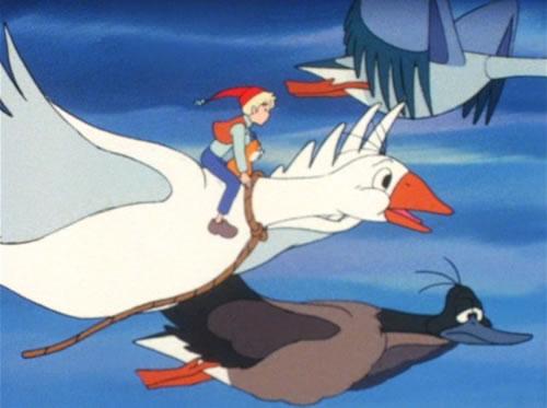 ニルスのふしぎな旅 押井守 劇場版 映画 アニメに関連した画像-01