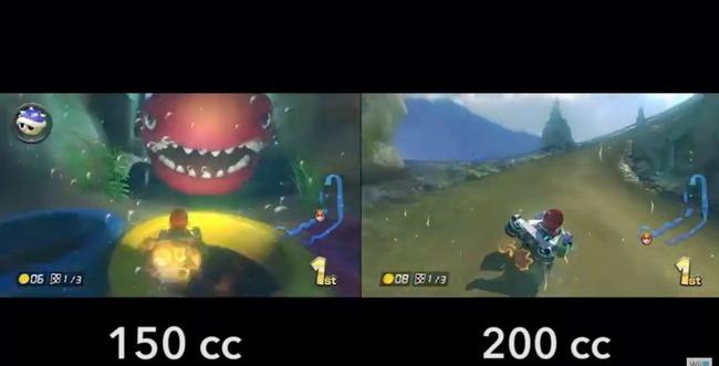 マリオカート  新クラス 200cc 比較動画に関連した画像-01