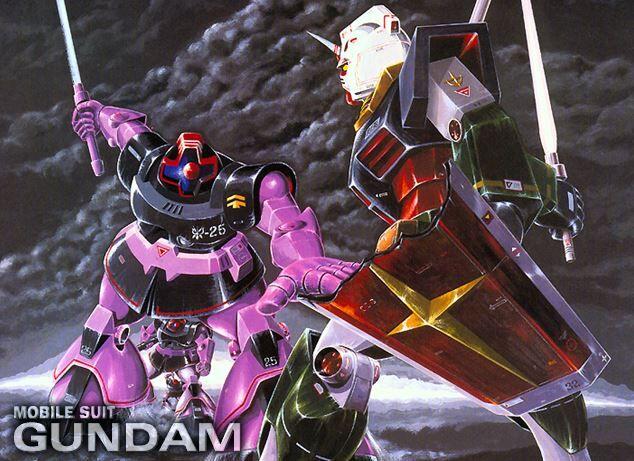 機動戦士ガンダム TV版 ドム アムロ 匹敵 操縦センスに関連した画像-01