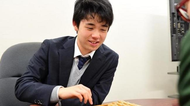 藤井聡太 藤井四段 ネット将棋に関連した画像-01