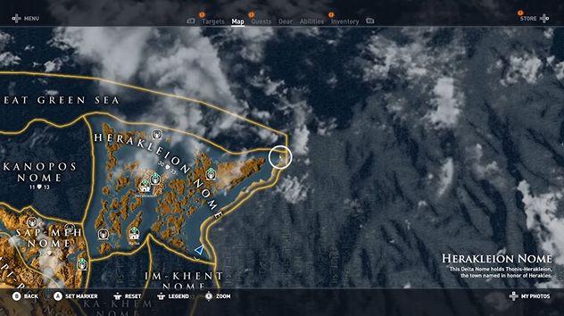 アサシンクリード アサクリ オリジンズ マップ 計測 広いに関連した画像-04