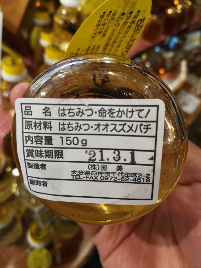 養蜂家 オオスズメバチ はちみつ漬けに関連した画像-05