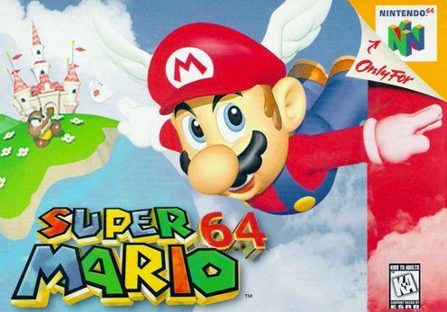 マリオ64 スーパーマリオ64 謎 メッセージに関連した画像-01