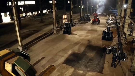 日米 ガチンコ 巨大ロボット 巨大ロボ 水道橋重工 クラタス 必殺パンチ 1勝 チェーンソーに関連した画像-07