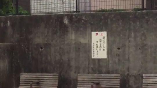 公園 看板 禁止事項 サッカー 野球に関連した画像-05