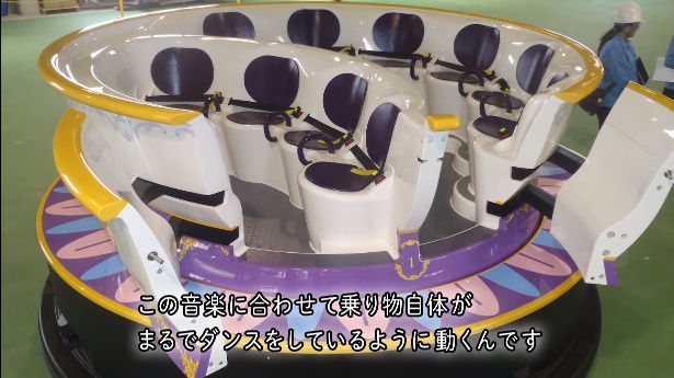 東京ディズニーランド 新アトラクション 美女と野獣 ロボット 人形に関連した画像-03