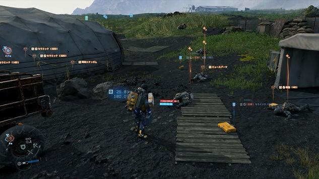 デス・ストランディング 儀式の人 メタルギアソリッド MGSV ミュール戦 スーパープレイ 動画に関連した画像-15