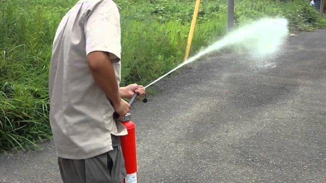 東電社員 車 消火器に関連した画像-01