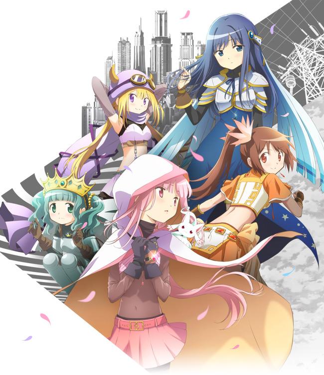 魔法少女まどか☆マギカ まどマギ マギアレコード TVアニメ ビジュアル PVに関連した画像-03