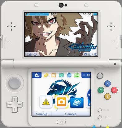 ぐるたみん 3DS カスタムテーマに関連した画像-03