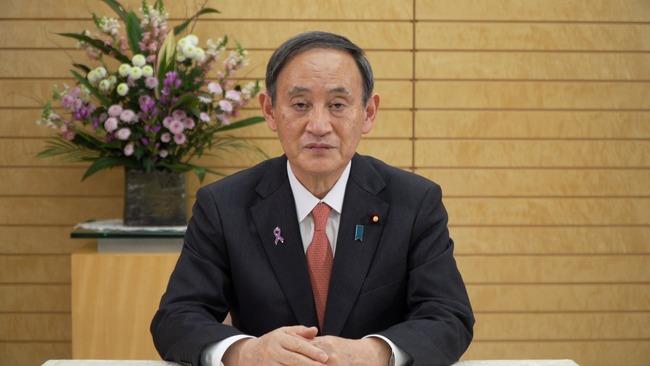 菅首相「新型コロナの感染拡大にGoToトラベルは関係ない。4000万人が利用して感染者はたったの180人だ」