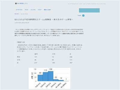東京大学 東大 ゲーマーに関連した画像-02
