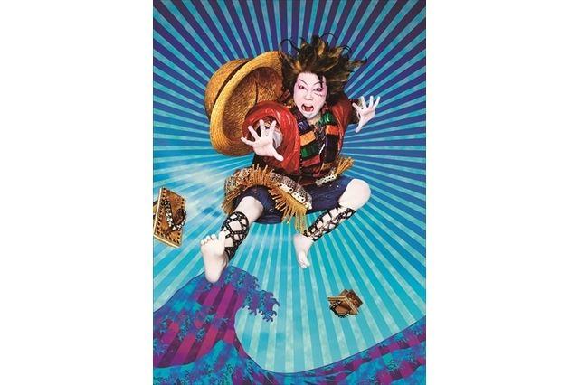 歌舞伎 ワンピース 市川猿之助に関連した画像-04