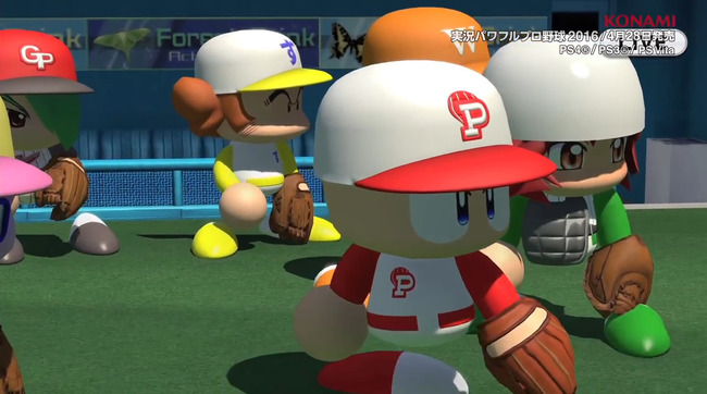 神ゲー パワプロ パワプロ2016 実況パワフルプロ野球 DLC クロスレビュー フラゲ に関連した画像-01