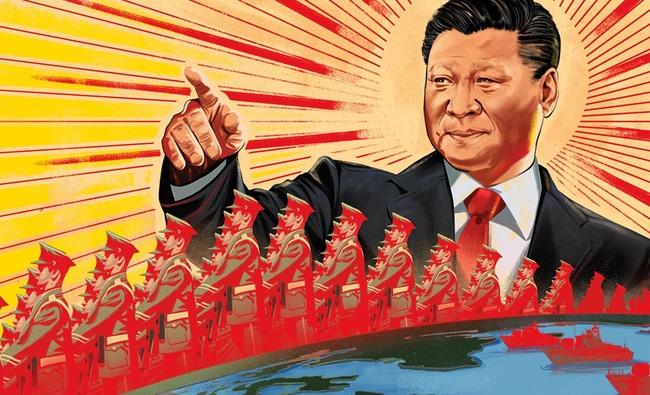 国際戦略研究所 IISS 中国 経済 インフラ 侵入 脅威に関連した画像-01