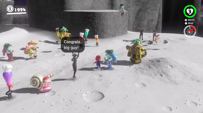 ニンテンドースイッチ スーパーマリオオデッセイ バグ カエルに関連した画像-03