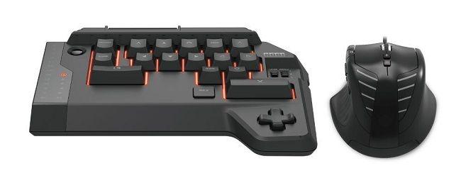 PS4 PS3 ホリ FPS タクティカルアサルトコマンダー マウス キーボードに関連した画像-01