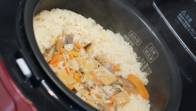 バンド 炊飯器 ご飯 炊き込みご飯に関連した画像-01